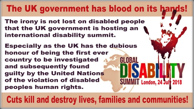 A Disabled Students Open Letter To >> Open Letter To Some Of Those Attending The Global Disabilitysummit